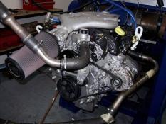 Holden Alloytec V6 Race Engine